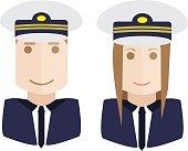 pilot avatars set