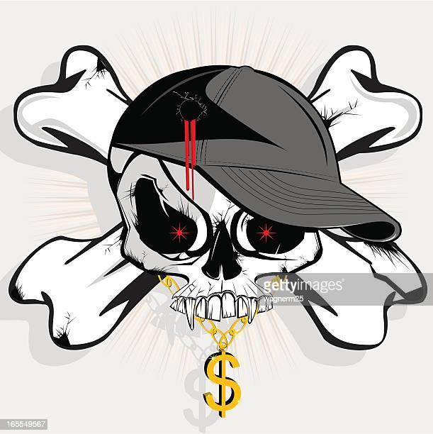 Pimped skull