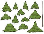 Pine Tree Parts