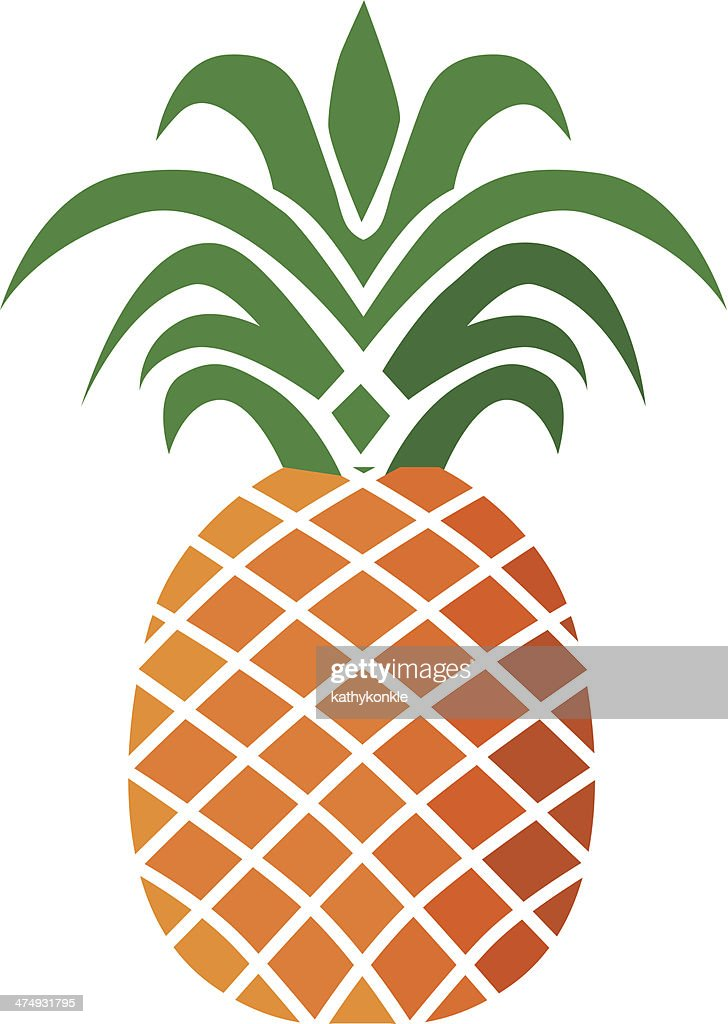 pineapple in color