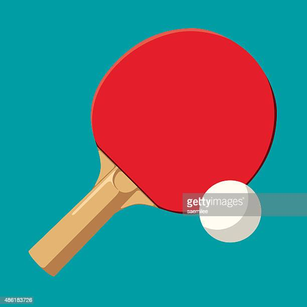 60点の卓球のラケットのイラスト素材クリップアート素材マンガ素材