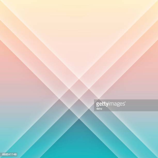 Pink And Blue Modern Minimal Abstract Background