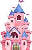 Pink castle theme image 1