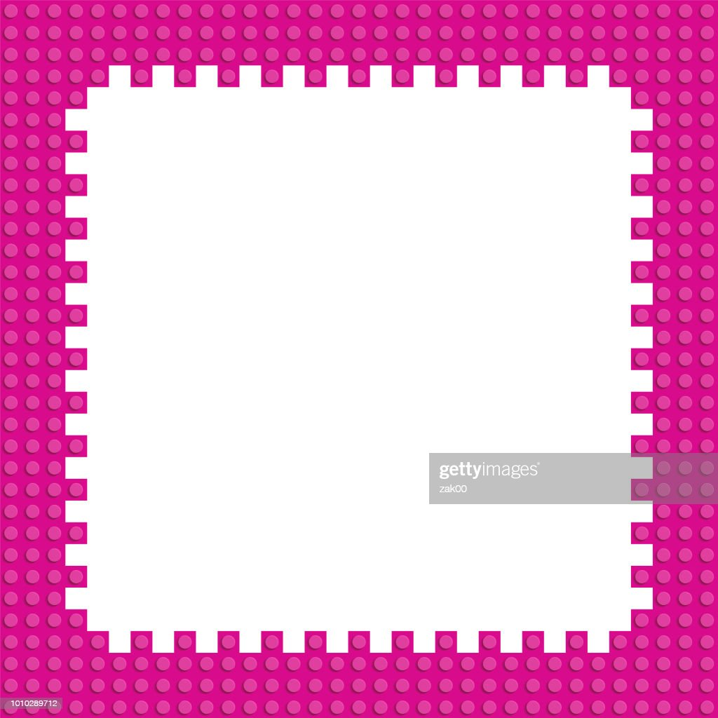 pink frame vector art getty images