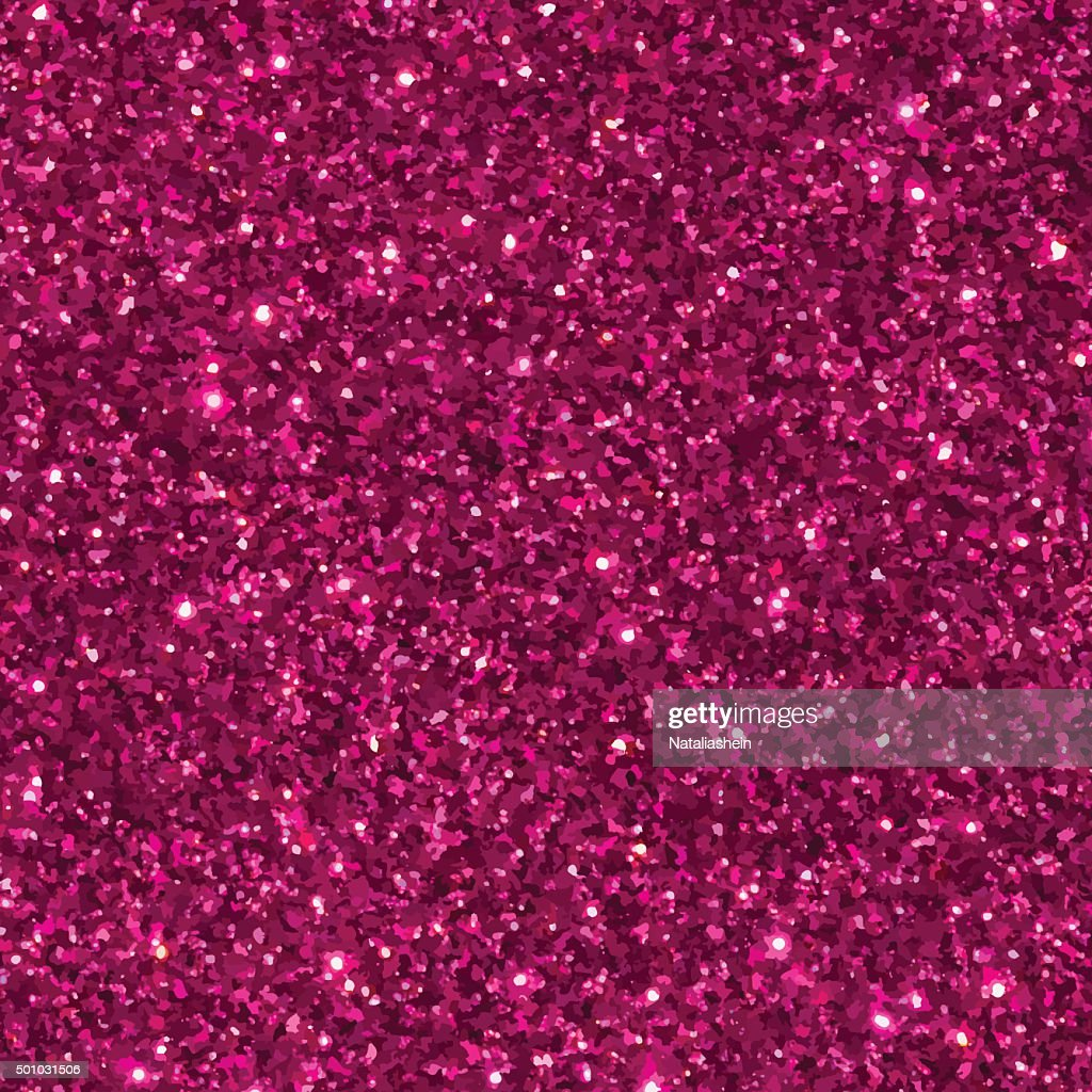 Pink glitter seamless pattern/ texture.