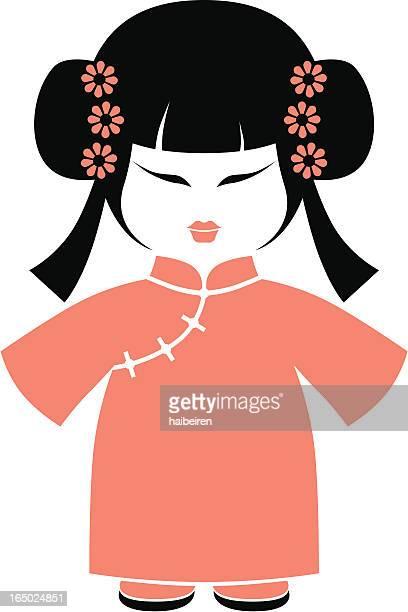 pink princess - kleidungsstück stock-grafiken, -clipart, -cartoons und -symbole
