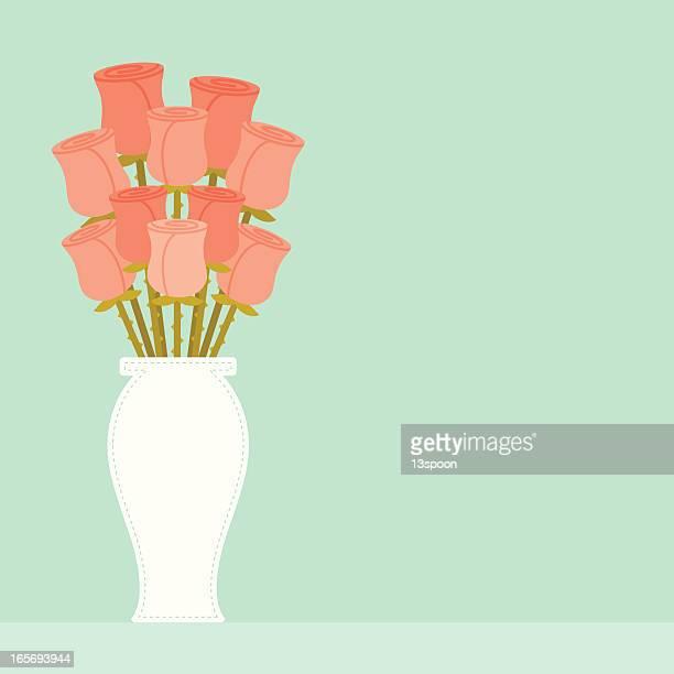 Rosa Rose Bouquet
