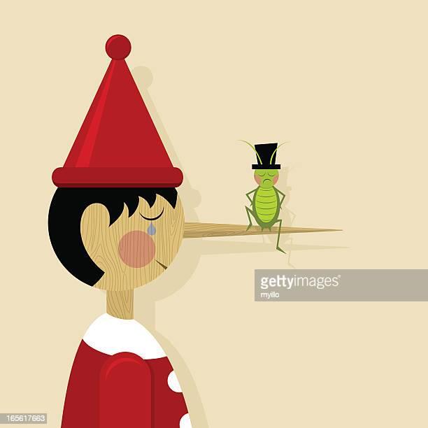ピノキオ&賢明