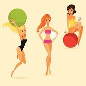 pinup girls