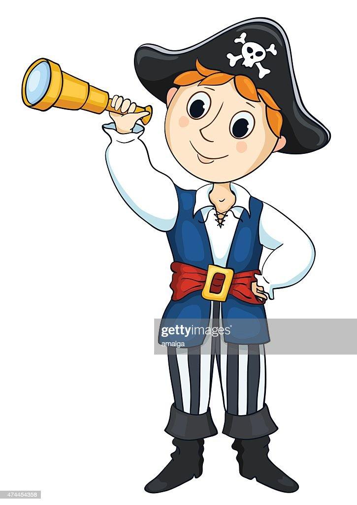 Pirat boy
