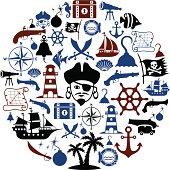 Pirate Collage