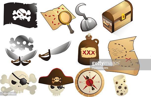 Iconos de pirata