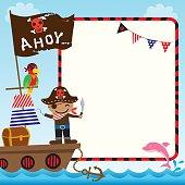 pirate kids template