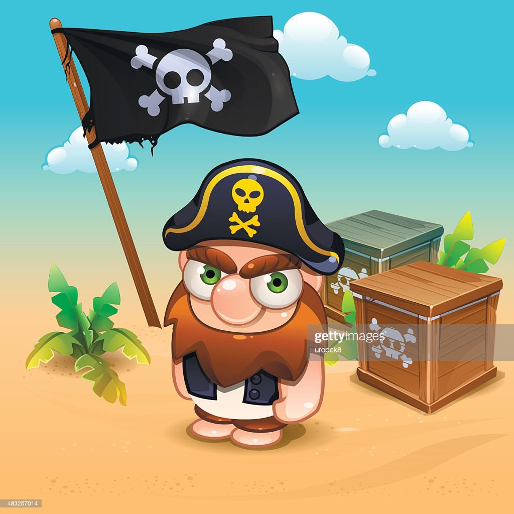 Pirate on the island 2
