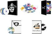 Pirate piracy software