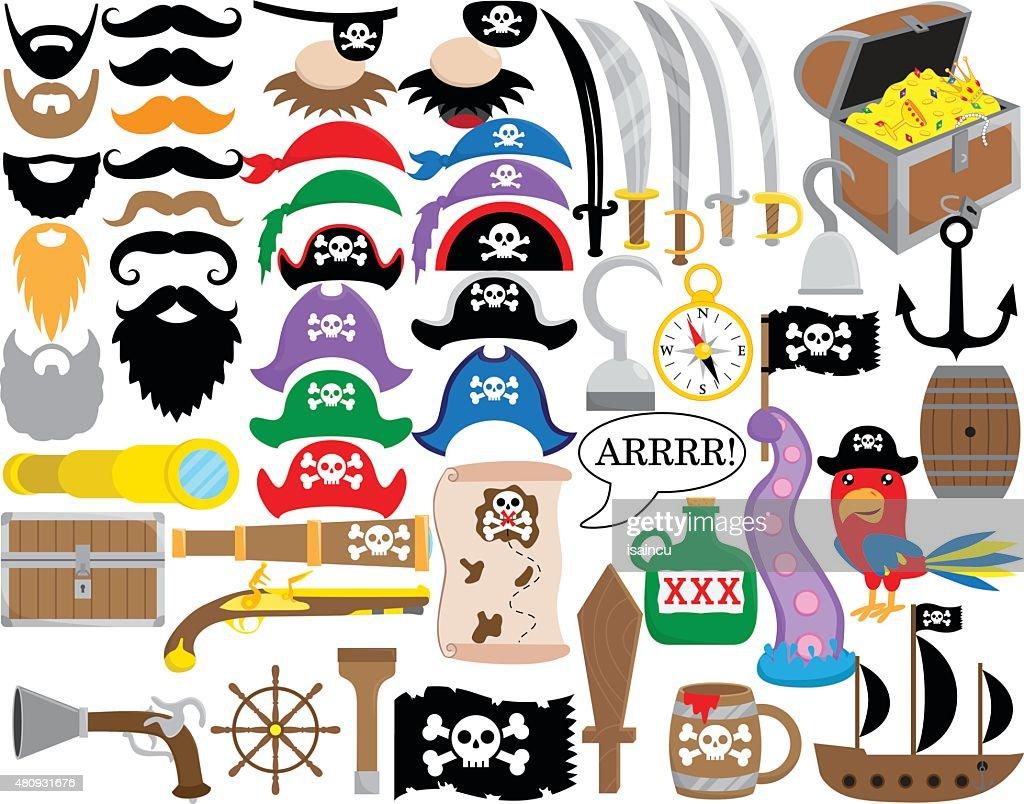 Pirates Props