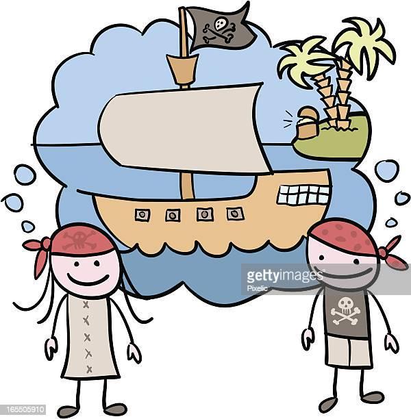 Pirates thinking