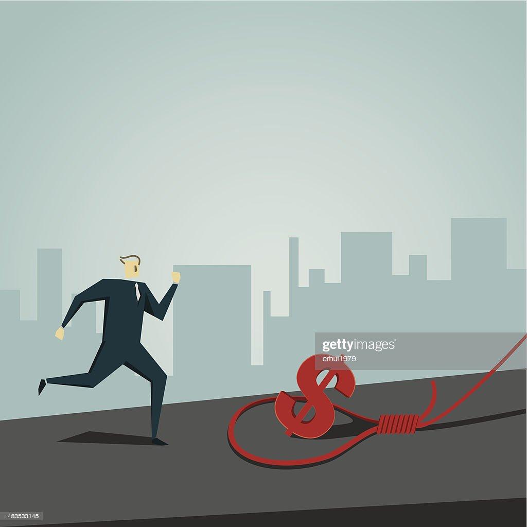 pitfall : stock illustration