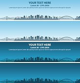 Pittsburgh Skyline Event Banner