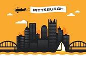 Pittsburgh Skyline
