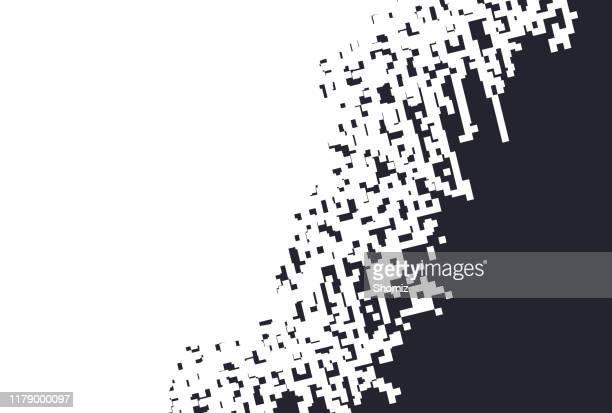 ピクセルアートパターン - セルビア点のイラスト素材/クリップアート素材/マンガ素材/アイコン素材