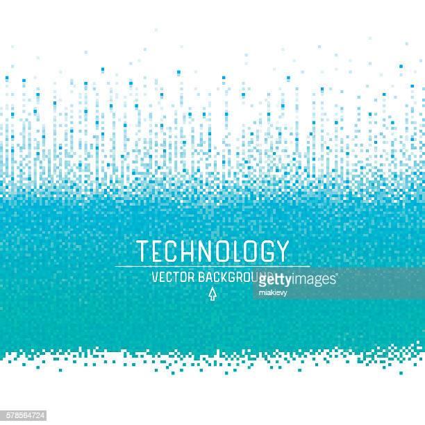 Pixel-Hintergrund