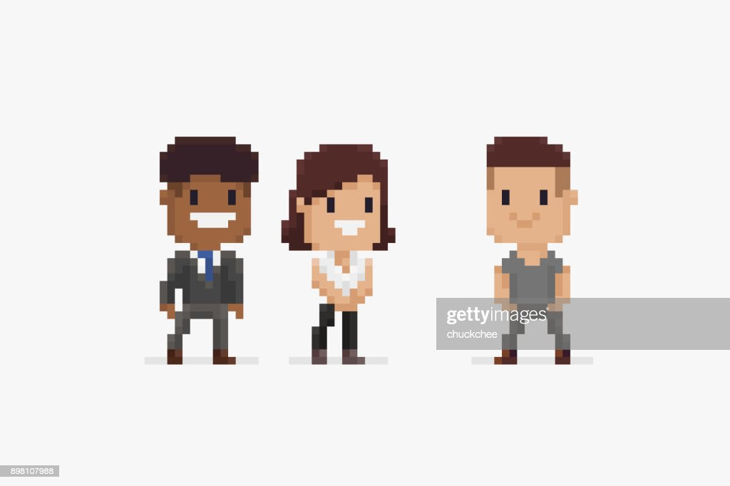 Pixel People
