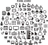 Pixel UI Icons