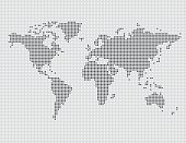 Pixel World - illustration