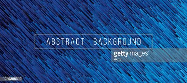 ピクセル雨嵐抽象的なテクスチャを青色の背景 - 流れ落ちる水点のイラスト素材/クリップアート素材/マンガ素材/アイコン素材