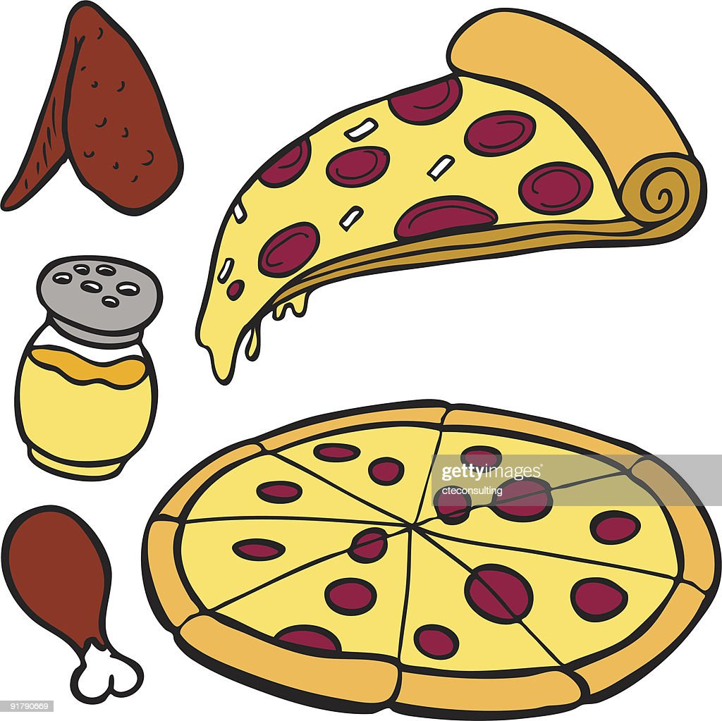 Pizza Food Items