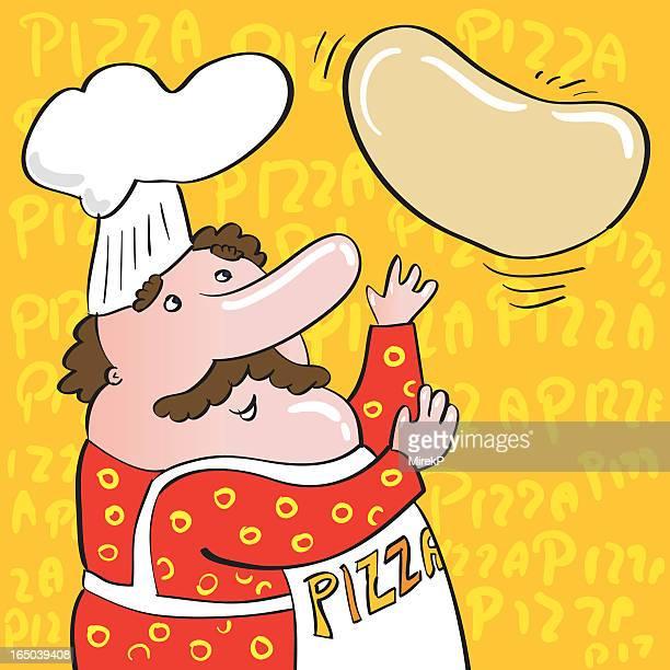 ilustrações de stock, clip art, desenhos animados e ícones de máquina de pizza - pizzaria