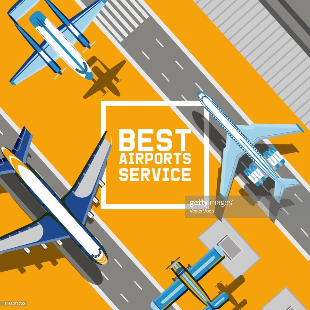 Plane vector traveling on aircraft airplane jet flight transport