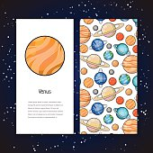 Planet design template