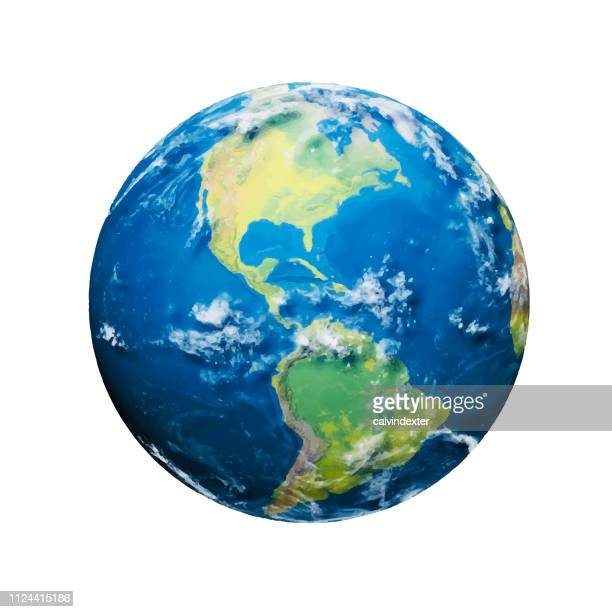 planet earth - global stock illustrations