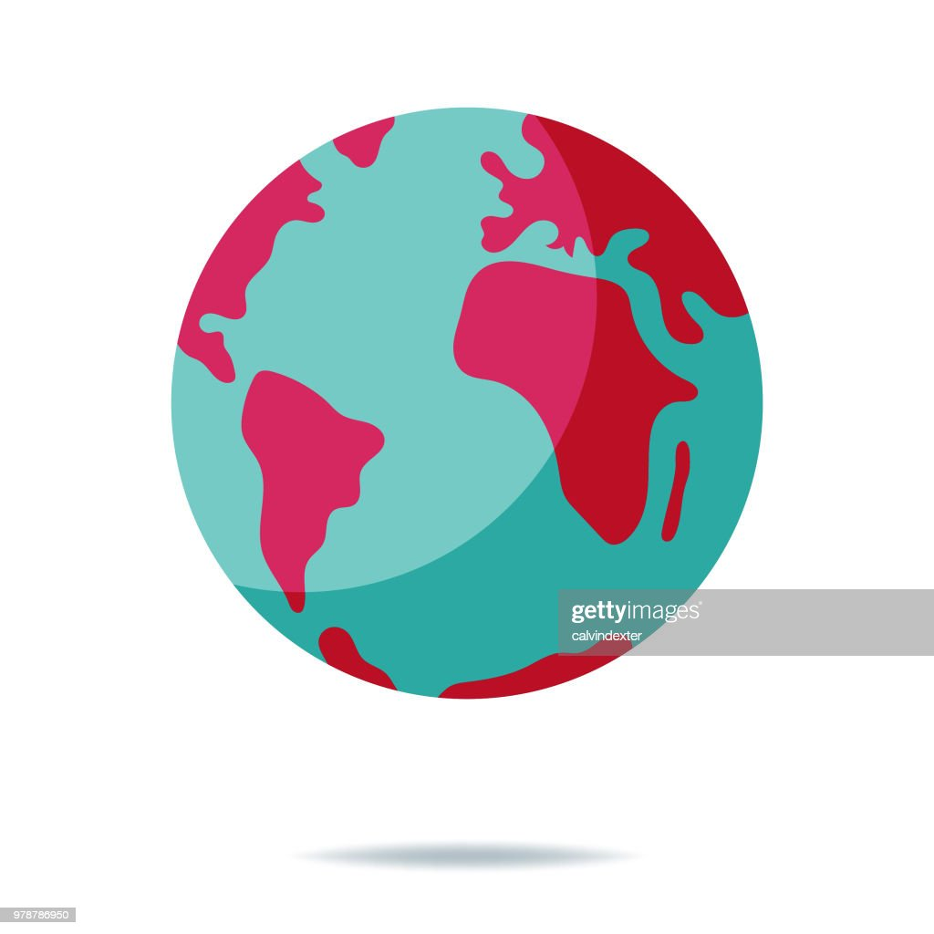 Planet Earth : stock illustration