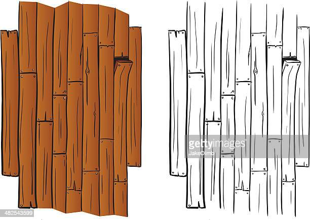 planks - floorboard stock illustrations, clip art, cartoons, & icons