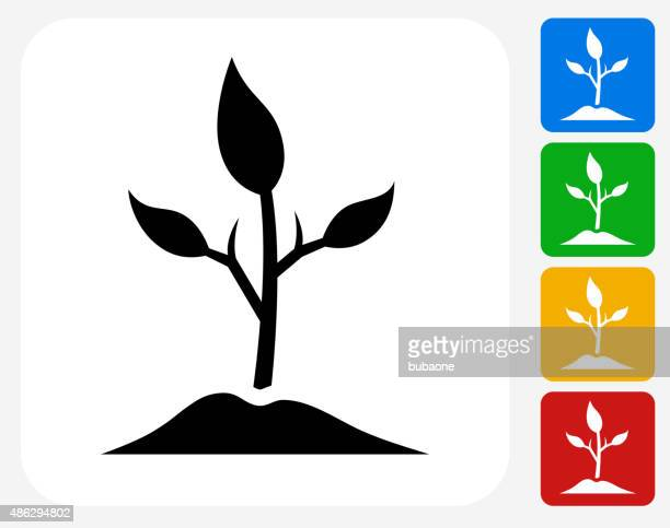 Usine Icon Design à motif