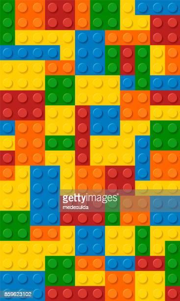 プラスチックブロック