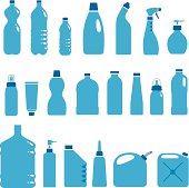 Plastic Bottles and Cans