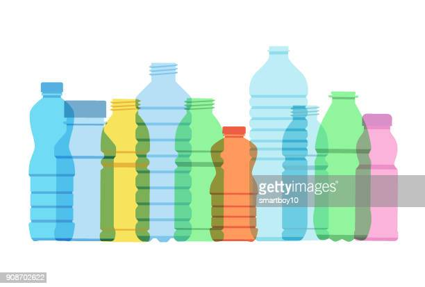 Plastic Drinks Bottles