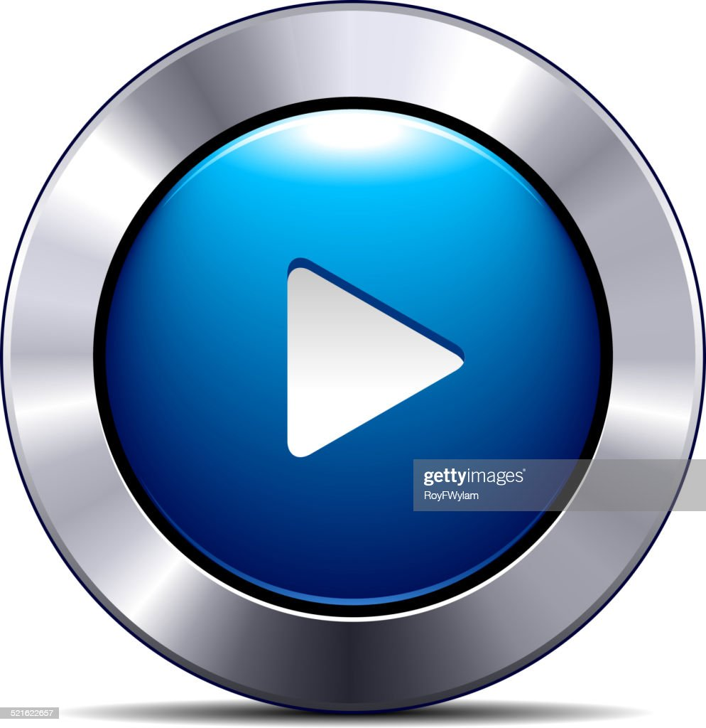 Play Button App Icon