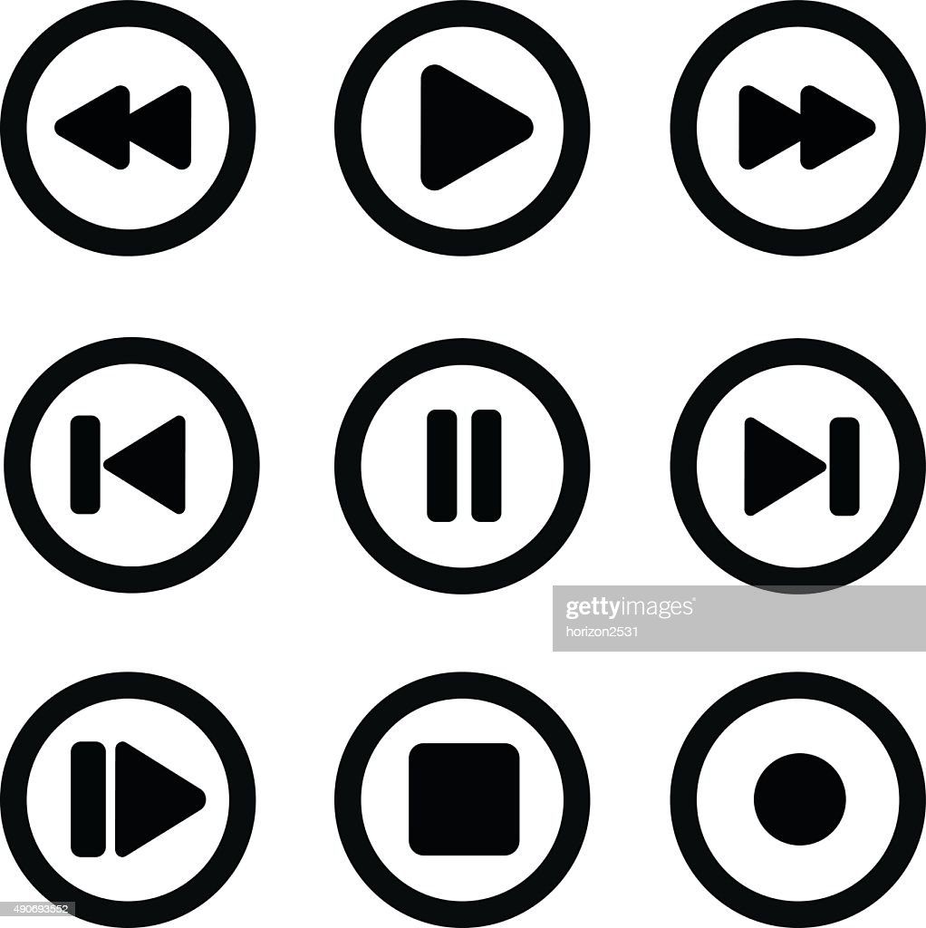 play icon set1