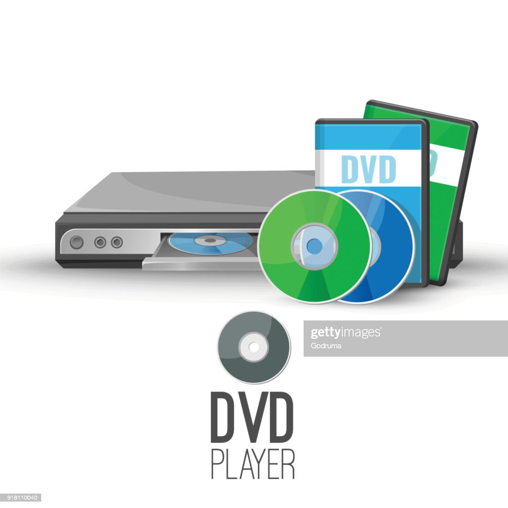 DVD player device plays discs produced under DVD-video and DVD-audio