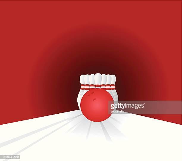 Spielen bowling