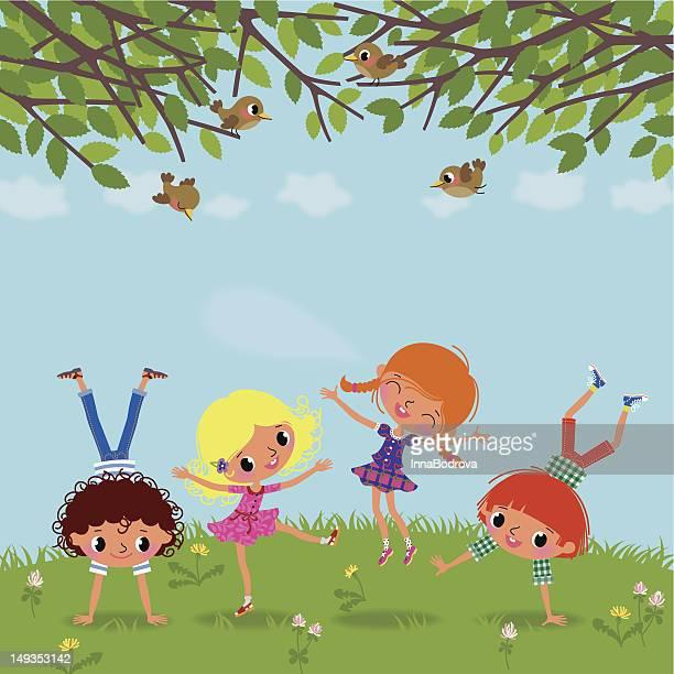 Schuljungen kämpfen, aggressive Kinder schieben und treten einander Cartoon  Vektor-Charaktere isoliert. Kampf Junge wütend, Schläger in der Schule,  Charakter Teenager schlagen Illustration Stock-Vektorgrafik - Alamy