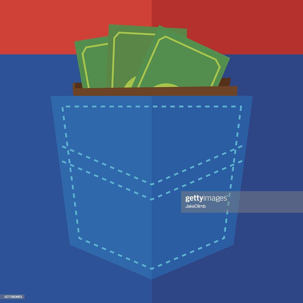 Pocket of Money