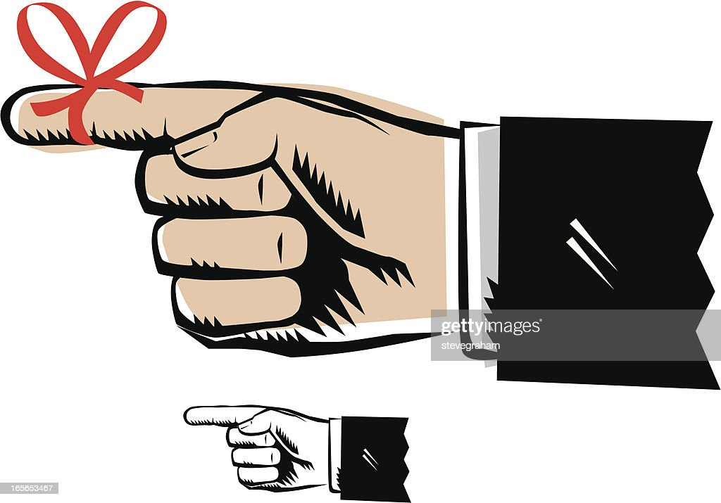 pointing hand high res vector graphic getty images 2