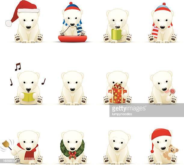 Polar Bear Icons