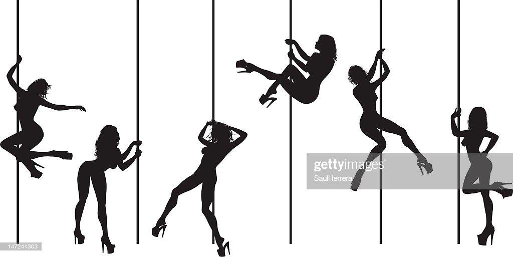 pole dance - tube dancers